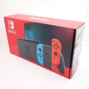 【Nintendo】Nintendo Switch Joy-Con (L) ネオンブルー/ (R) ネオンレッド #15323 reco