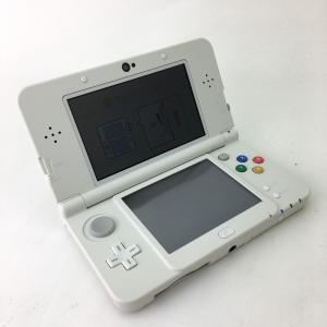 【送料無料】New3DS New ニンテンドー3DS ホワイト reco