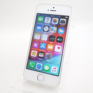 【ソフトバンクSIMロック】 iPhone5S 16GB シルバー ME333J/A #13645|reco