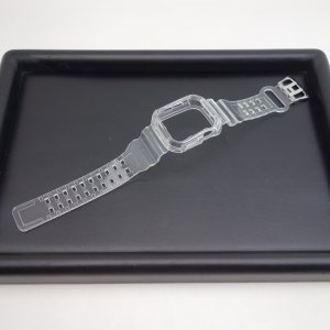 【38/40mm対応】Apple Watch 互換バンド クリア reco