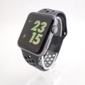 【Apple】Apple Watch Series 3 Nike+ (GPSモデル) 42mm スペースグレイアルミニウムケース reco