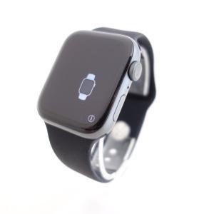【Apple】Apple Watch Series 4 Nike+ (GPSモデル) 44mm スペースグレイアルミニウムケース reco