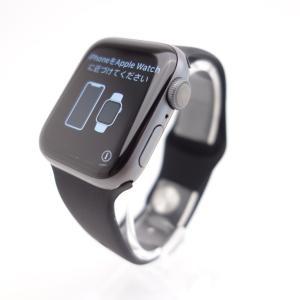 【Apple】Apple Watch Series 4 (GPSモデル) 40mm スペースグレイアルミニウムケース #13721 reco