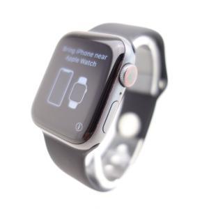 【Apple】Apple Watch Series 4 (GPS+Cellularモデル) 40mm スペースグレイアルミニウムケース #13716 reco