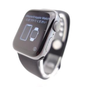 【Apple】Apple Watch Series 4 (GPSモデル) 40mm スペースグレイアルミニウムケース #13729 reco
