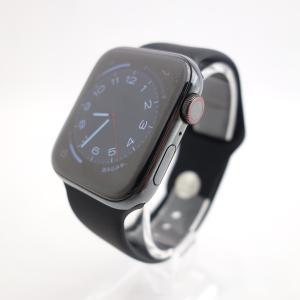 【Apple】Apple Watch Series 4 (GPS+Cellularモデル) 44mm スペースグレイアルミニウムケース #14482 reco