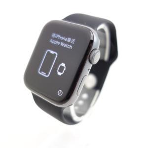 【Apple】Apple Watch Series 4 (GPSモデル) 44mm スペースグレイアルミニウムケース #13573 reco