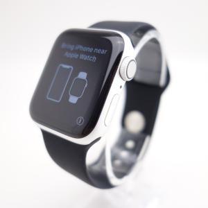 【Apple】Apple Watch Series 4 (GPSモデル) 40mm シルバーアルミニウムケース #13718-13752 reco
