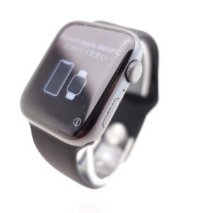 【Apple】Apple Watch Series 5 GPSモデル 44mm MWVF2J/A スペースグレイアルミニウム reco