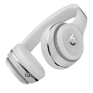 【Beats by Dr.Dre】Beats Solo3 Wireless ワイヤレスオンイヤーヘッドホン サテンシルバー MUH52PA/A【国内正規品】 reco