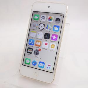 【APPLE】iPod touch 第6世代 16GB ゴールド MKH02J/A A1574 reco