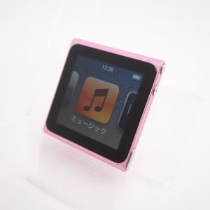 【APPLE】iPod nano 第6世代 MC692J/A 8GB ピンク|reco