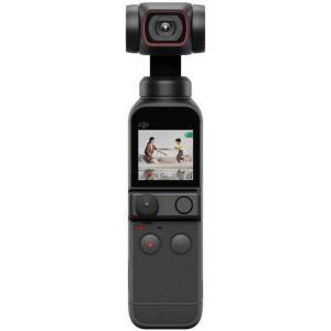 【DJI】DJI Pocket 2 (ポケット 2) OP2CP1 [3軸手ブレ補正搭載カメラ 4K対応]|reco