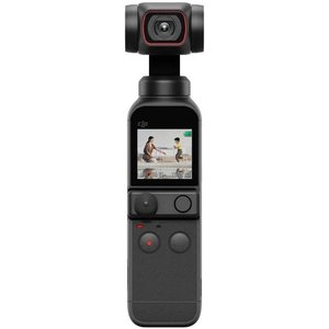 【DJI】DJI Pocket 2 Creator Combo (ポケット 2 クリエーター コンボ) OP2CP2 [3軸手ブレ補正搭載カメラ 4K対応]|reco