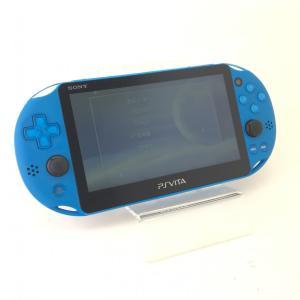 【送料無料】PlayStation Vita Wi-Fiモデル アクア・ブルー reco