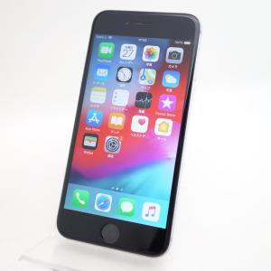 【ソフトバンクSIMロック】 iPhone6 128GB スペースグレイ MG4A2J/A #3185|reco