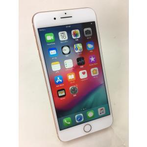 【ソフトバンクSIMロック】 iPhone8 Plus 256GB ゴールド MQ9M2J/A|reco