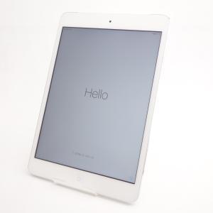 【7.9インチ】iPad mini 2 Wi-Fi+Cellularモデル 128GB ホワイト ME840J/A SoftBank版|reco