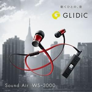 【GLIDiC】Sound Air WS-3000 ワイヤレス ヘッドセット SB-WS32-MRST reco