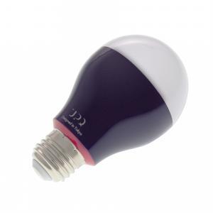 【UPQ】Q-home BB01 NR Bluetooth対応 スマートLED電球 ネイビー・アンド・レッド|reco