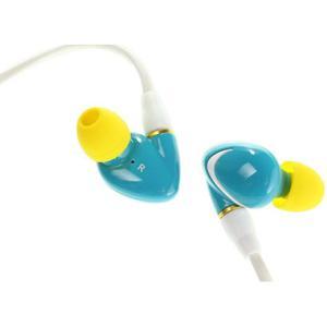 【UPQ】Q-music QE10 耳掛け式カナル型イヤホン ホワイト reco