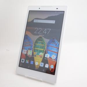 【8インチ】Lenovo TAB3 602LV ポラールホワイト Y!mobile|reco