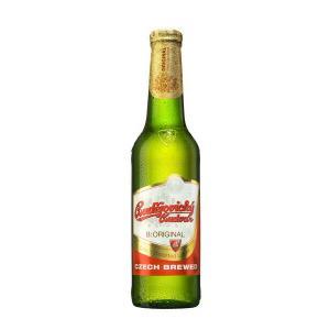 ブドバー 330ml/瓶 Budvar ピルスナー ビール チェコ 1ケース販売:24本入り|recommendo
