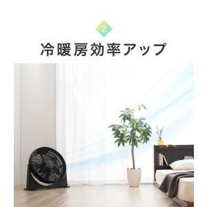 大型サーキュレーター 扇風機 送風機 大型 BOX扇 サーキュレーター 循環用 工業扇 熱中症対策|recommendo|07
