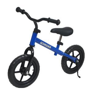足こぎ自転車 GORIDER GR-02S ブレーキ無 スタンド付き 安全 こども 子供 自転車 ペダルなし プレゼント お誕生日 代引不可|recommendo