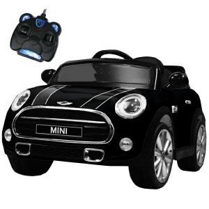 電動乗用カー ミニクーパー JE195 正規ライセンス プロポ付き 乗用玩具 子供用 クラシックカー 代引不可|recommendo