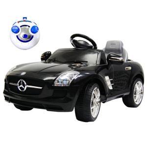 電動乗用ベンツ SLS-AMG レッド ブラック QX-7997A 乗用カー ラジコン 操作可 スピーカー インテリア 子供 プレゼント 誕生日 代引不可|recommendo