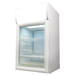 業務用冷蔵庫 ホワイト ブラック 冷蔵庫 1ドア 40L 小...