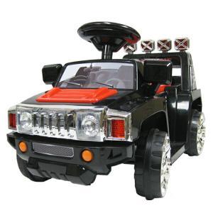 電動乗用カー ZPV ブラック イエロー 子供用 ラジコンカー コントローラー付属無し ハマータイプ ギフト おもちゃ バッテリー付き 充電器付き 代引不可|recommendo