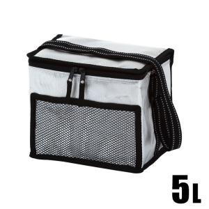 ソフトクーラーバッグ 5L 保冷バッグ クーラーボックス アルミクーラー ソフトクーラー 保冷バッグ...