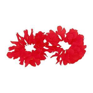 約φ130×70mm2個組きれいで大きな花びらのうでわナイロン