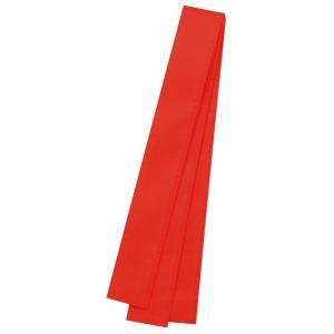 カラー不織布ハチマキ 赤 運動会 発表会 イベント たすきはちまき|recommendo