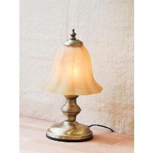 卓上ランプ アンティークランプ インテリア卓上ライト 3段階調光タッチセンサー式|recommendo