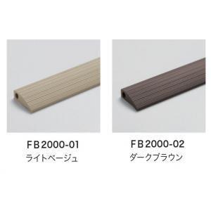 川島織物セルコン ユニットラグ見切材(100cm×5本入) FB2000‐01・ライトベージュ|recommendo