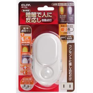LEDセンサー付ライト PM-L240|recommendo