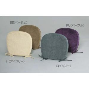 川島織物セルコン コントルノ ダイニングシートクッション LN1080 BE(ベージュ)|recommendo