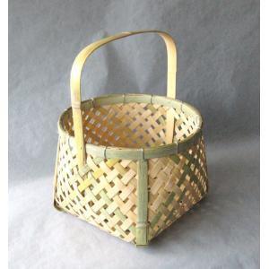 竹手かご 10型の関連商品7