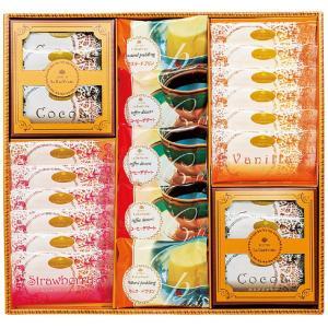 京都ラ・バンヴェント 洋菓子・ゼリー詰合せ LV-25 の商品画像|ナビ