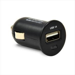 日本トラストテクノロジー コンパクトUSBカーチャージャー mini スマ充 1A USBCCM1A recommendo
