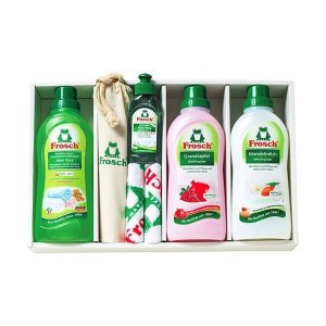 フロッシュ 洗濯用洗剤&柔軟剤&食器用洗剤セット C9286567 代引不可|recommendo