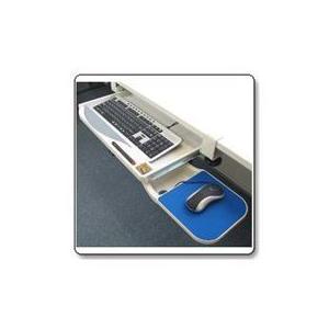 サンコー クランプ式キーボードトレイ KEYBTRAY 25272|recommendo