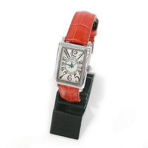とってもキュート 大人気 アレサンドラオーラ レディース腕時計 AO-1500 ORAS RED|recommendo