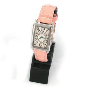 とってもキュート 大人気 アレサンドラオーラ レディース腕時計 AO-1500 ORAS PK|recommendo