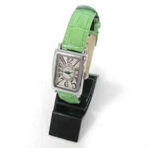 とってもキュート 大人気 アレサンドラオーラ レディース腕時計 AO-1500 ORAS GR|recommendo