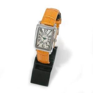 とってもキュート 大人気 アレサンドラオーラ レディース腕時計 AO-1500 ORAS OR|recommendo