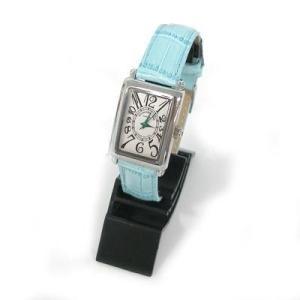 とってもキュート 大人気 アレサンドラオーラ レディース腕時計 AO-1500 ORAS BL|recommendo